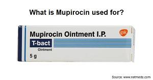 Mupirocin Ointment I.P.