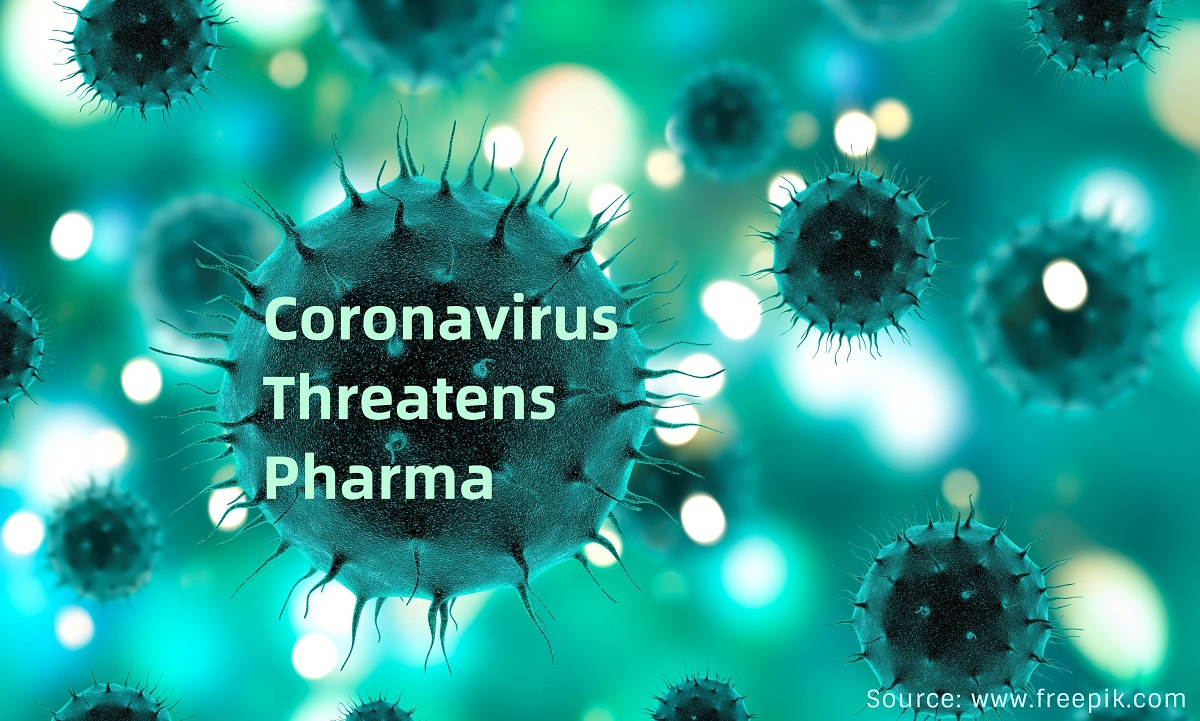 Coronavirus from China Threatens Global Drug Supply Chains