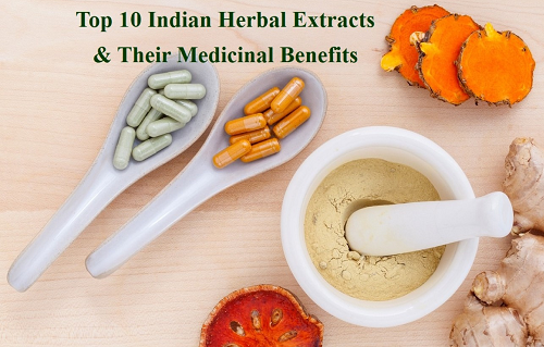Indian Herbal Extracts