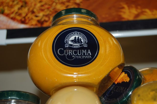 Curcumin helps boost the immunity