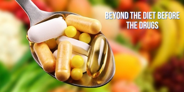 DIFFERENCES BETWEEN NUTRACEUTICALS & DIETARY SUPPLEMENTS