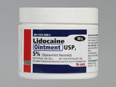 LIDOCAINE- The Local Anesthetic