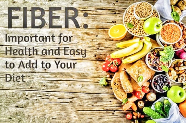 Why Fiber is Important for Weight Loss