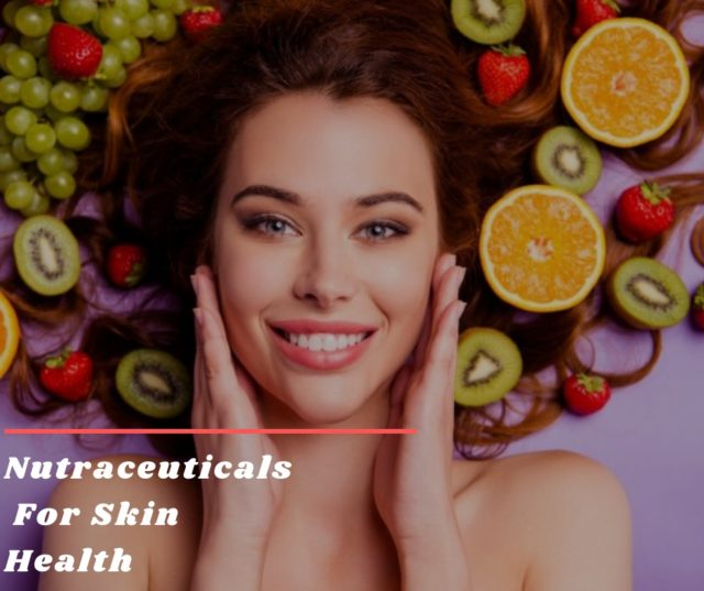 Nutraceuticals use for skin care