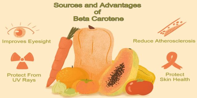 Health Benefits of Beta Carotene
