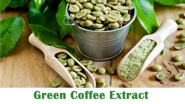 Green Coffee Extract for Weight Loss & Skin Care