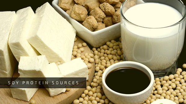 Benefits of Soy Protein & its Sources